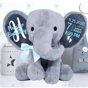 Other - Birth announcement elephants